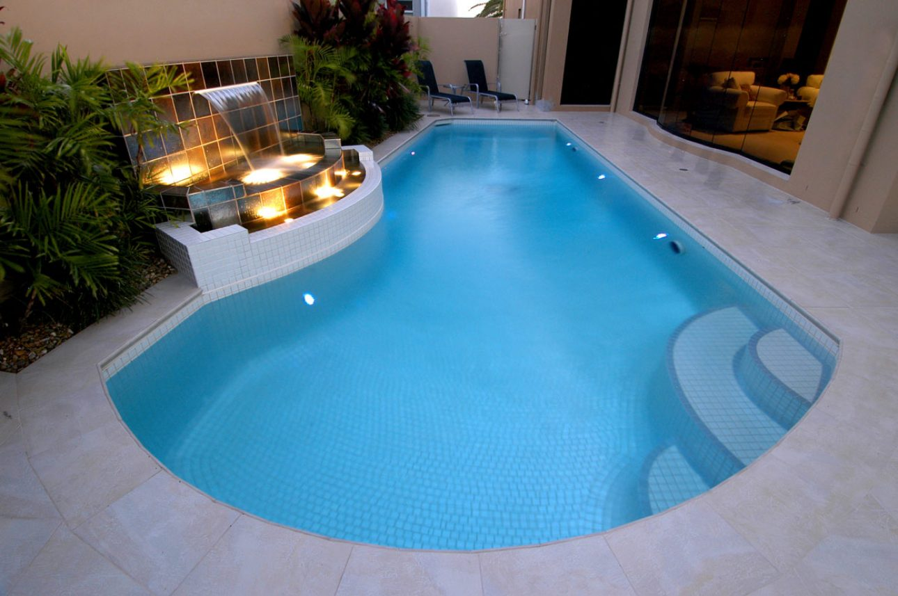 Concrete Pool Builders Gold Coast