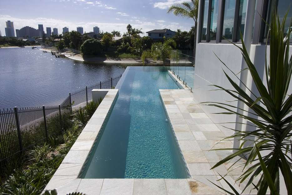Infinity Edge Lap Pools Northern Rivers
