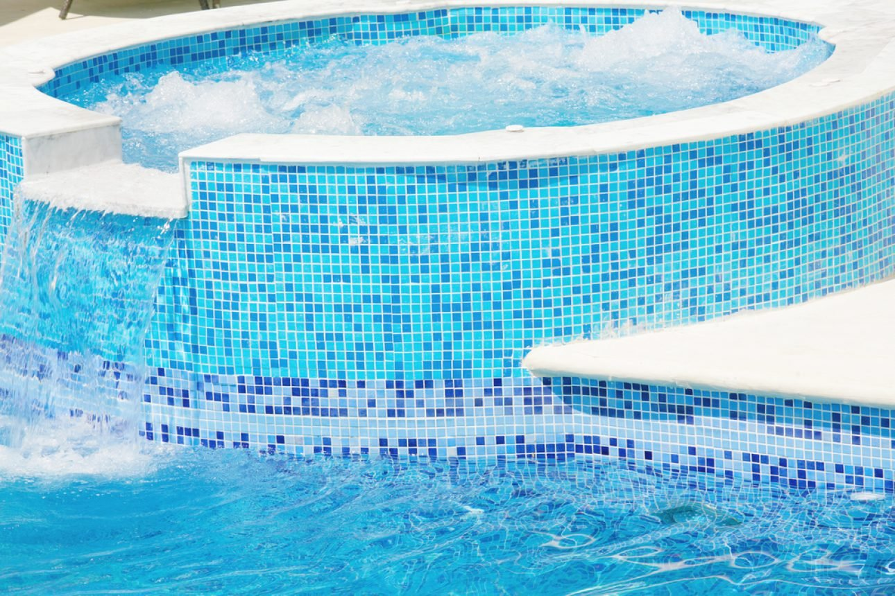 Pool & Spa Combo - Bali Pools Gold Coast