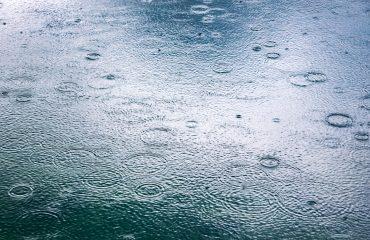 rain water swimming pool