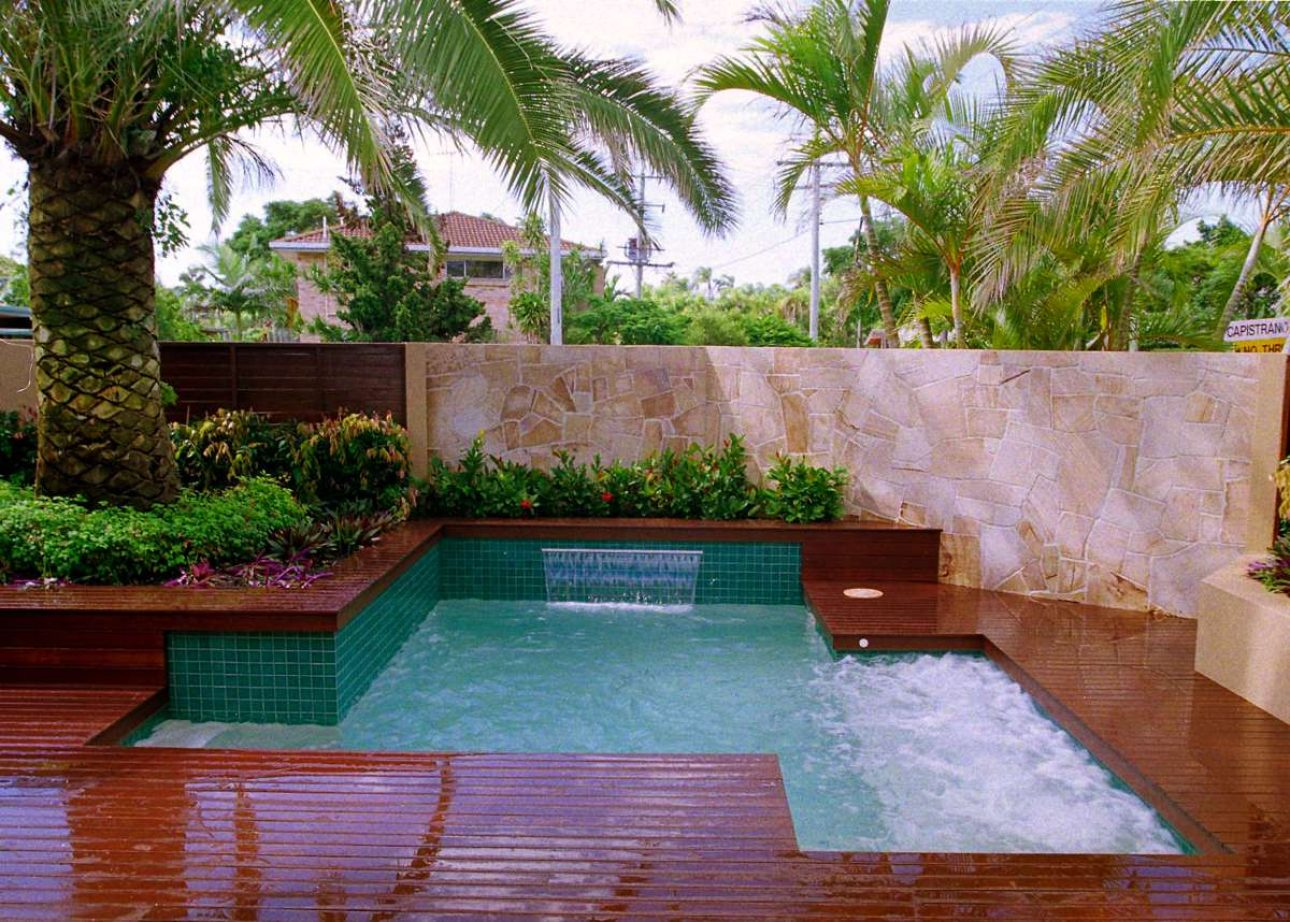 Jacuzzi Northern Rivers