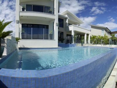 Above Ground Infinity Pools Gold Coast