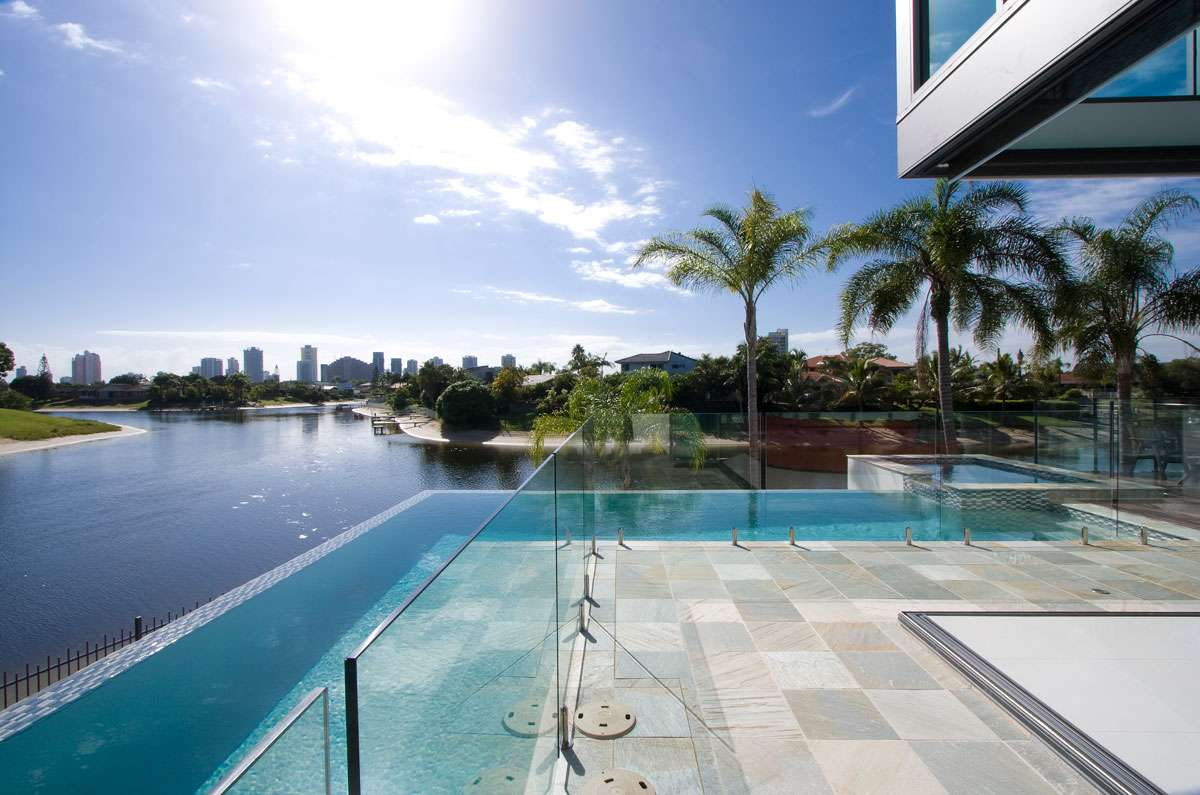Infinity Pools Gold Coast