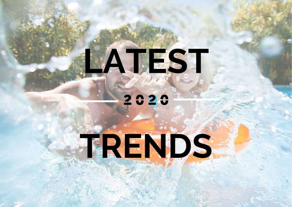 swimming pool trends of 2020