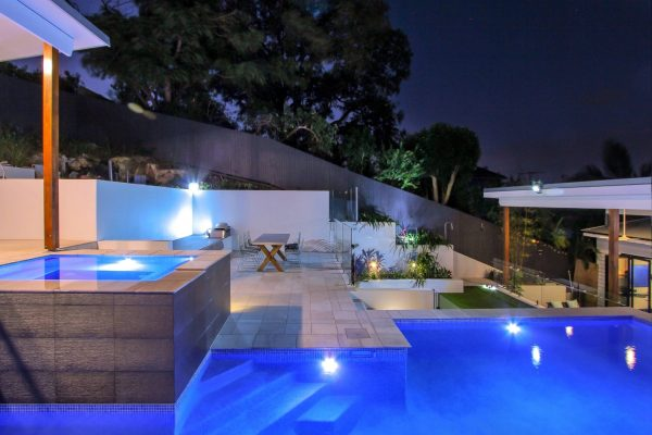 Beautiful Tiled Pool
